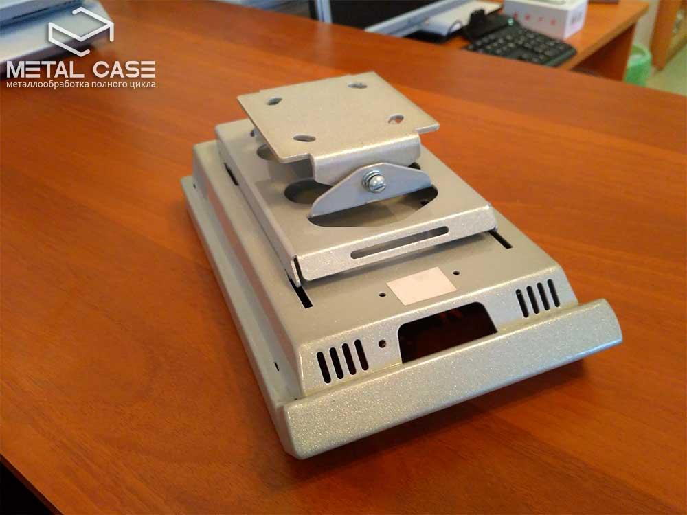 Импортозамещенный металлический корпус для прибора (8 фото)