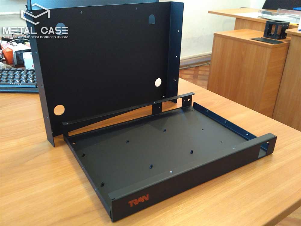 Коммутационная коробка для судового видеорегистратора (7 фото)