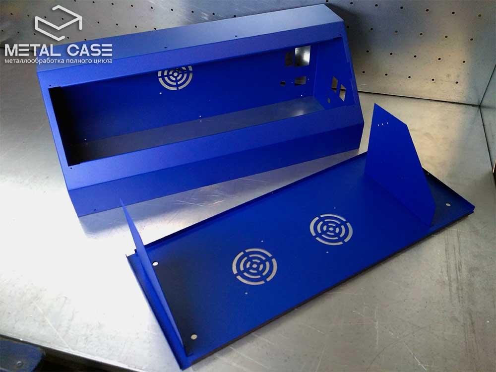 Корпус для промышленного оборудования — негатоскопа (9 фото)